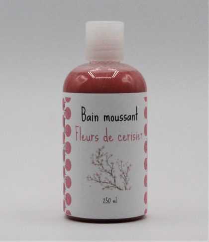 Bain moussant Fleurs de Cerisiers