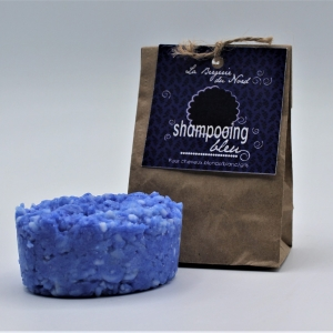 Shampoing – Bleu